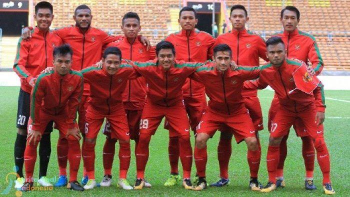 Persiapan Timnas Indonesia U23 Melawan Laos