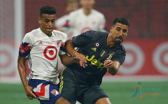 Drama Adu Penalti Menangkan Juventus Atas MLS-All Stars