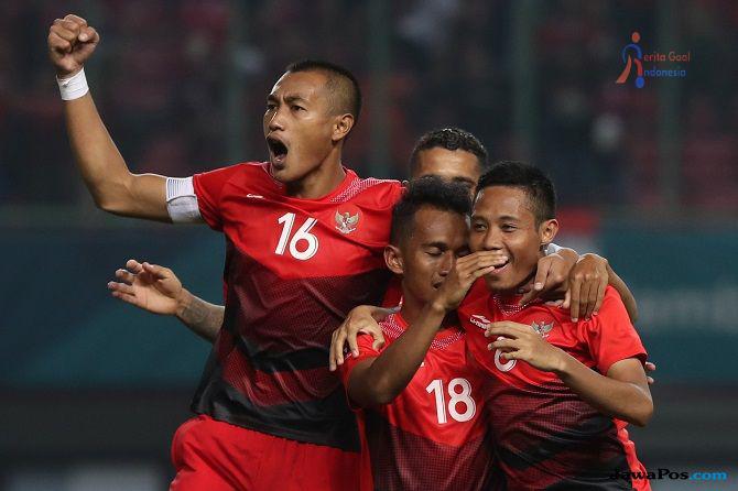 Persiapan Timnas Indonesia Melawan Uni Emirates Arab (UEA)