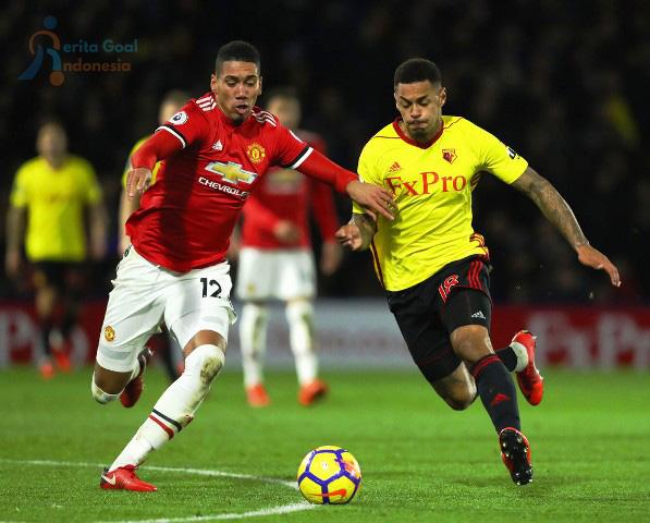 Laju Impresif Watford Terhenti Oleh Manchester United