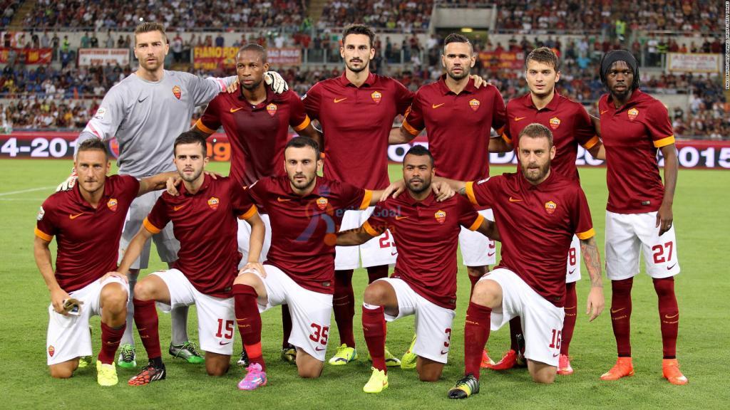 tim AS Roma