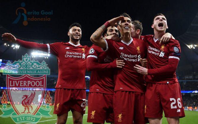 Liverpool Sedang dalam Performa Terbaik di Musim 2018/2019