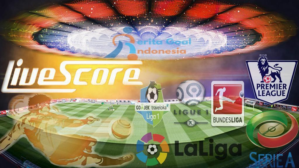 Live Score Sepak Bola