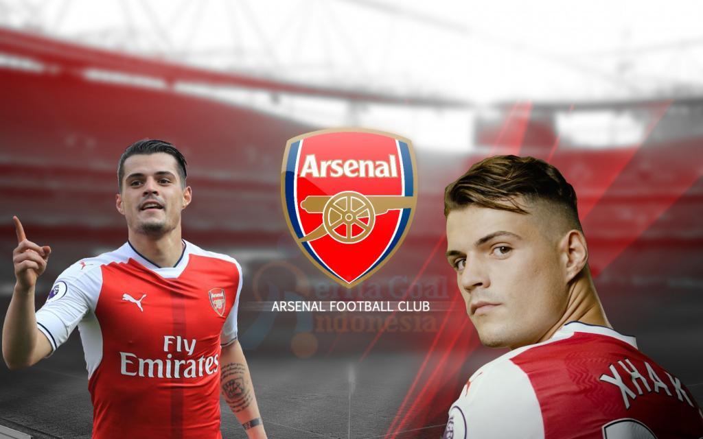 Gelandang Arsenal Granit Xhaka Mendapat Banyak Kritikan