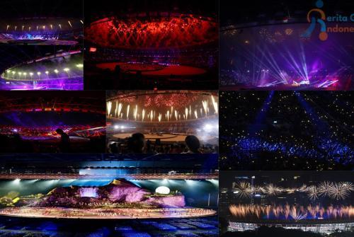 Penutupan Asian Games 2018, Prestasi Sejarah Dicetak Tuan Rumah Indonesia