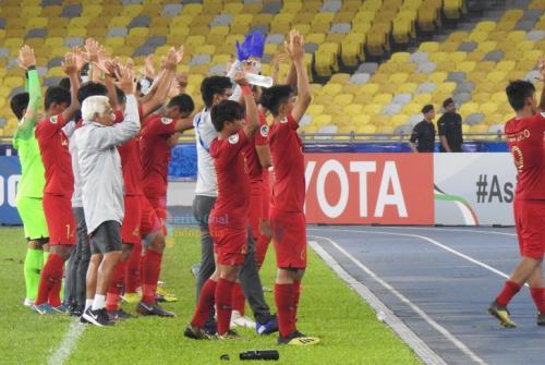 Timnas Indonesia U16 Berpeluang Menuju Piala Dunia U17 2019