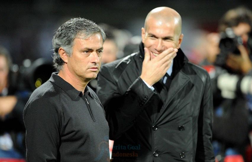 Kabar Zidane Melatih Manchester United