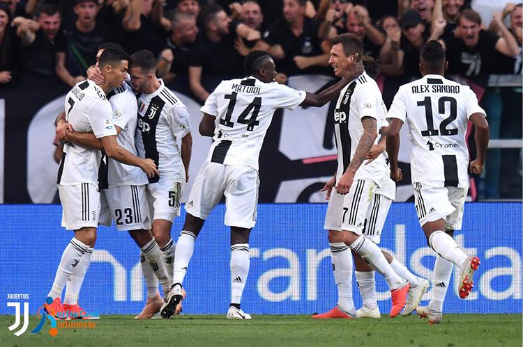 Serie A 2018/19 Juventus vs Napoli 3-1