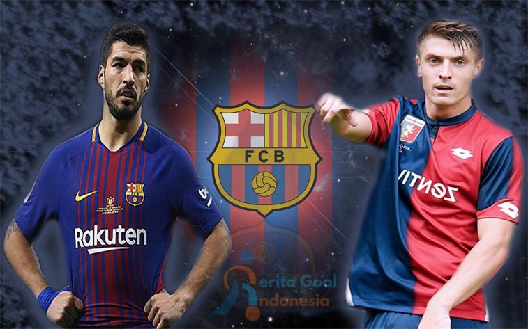 Barcelona Mulai Melirik Top scorer Serie A 2018/2019