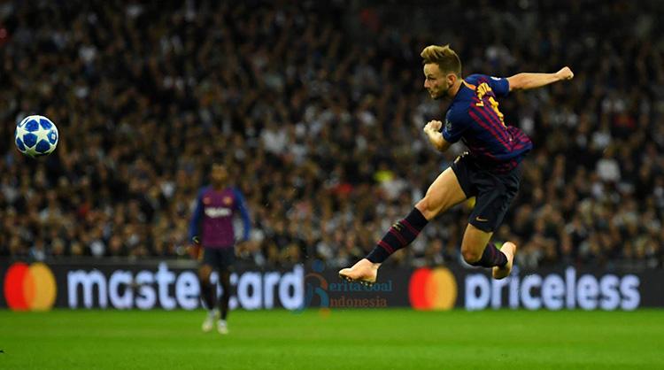 Philippe Coutinho Liga Champions 2018/19 : Tottenham Hotspur vs Barcelona