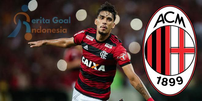 AC Milan Akhirnya Dapat Mengamankan Lucas Paqueta Dari Flamengo