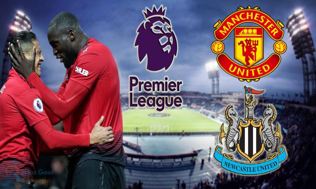 Hasil Liga Inggris : Manchester United Taklukan Newcastle 3-2