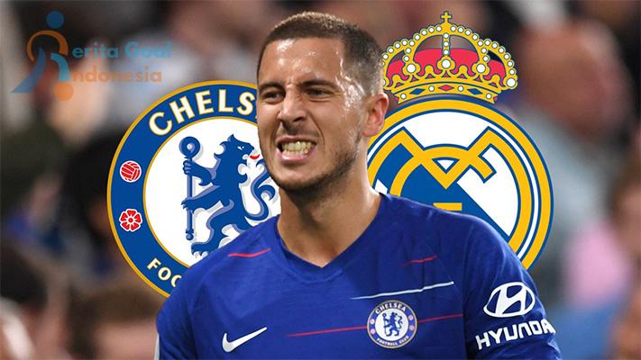 Chelsea Akan Menegosiasikan Kontrak Baru Untuk Hazard