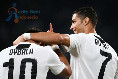 Dybala Jadi Penentu Kemenangan Juventus Atas Setan Merah