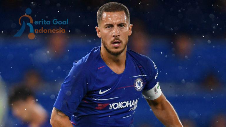 Eden Hazard Pastikan Tidak Akan Meninggalkan Chelsea