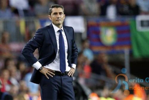 Valverde Sebut Cedera Messi Merupakan Kerugian Besar Barcelona