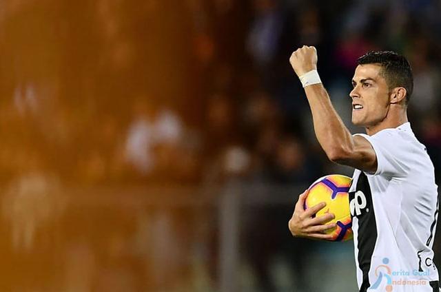 Serie A 2018 Empoli vs Juventus, Ronaldo On Fire