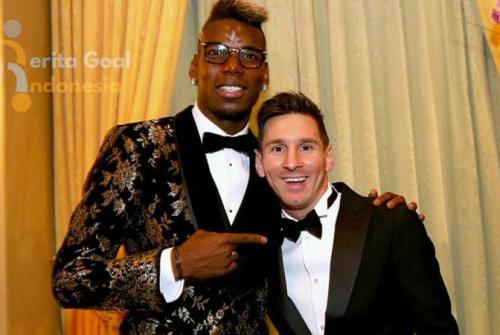 Lionel Messi Ingin Barcelona Segera Merekrut Paul Pogba
