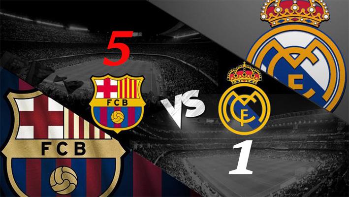 Los Cules Mengalahkan Real Madrid Dengan Skor Telak 5-0