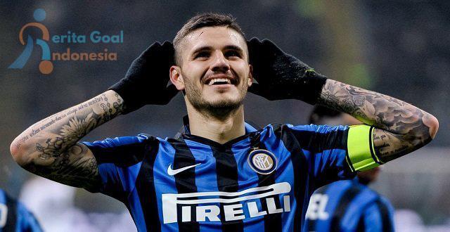 Mauro Icardi Menangkan Inter Milan Atas AC Milan Dalam Laga Derby