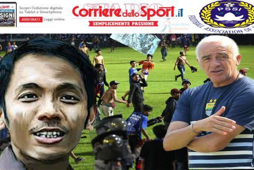Kabar Desas-Desus Sepakbola Indonesia Sudah Terdengar Hingga Ke Eropa