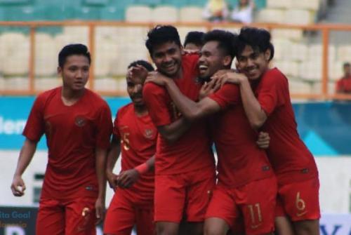Indonesia Tundukan Myanmar 3-0 di Laga Uji Coba