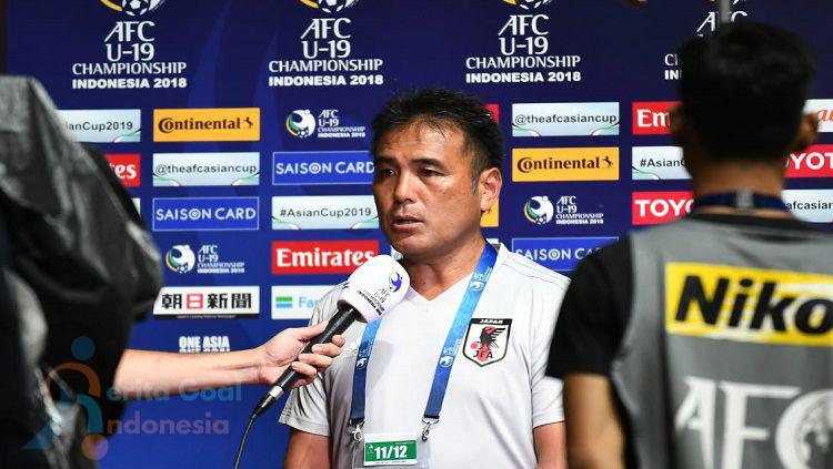 Timnas Jepang Santai Dengan Suasana Suporter Yang Berisik Di GBK