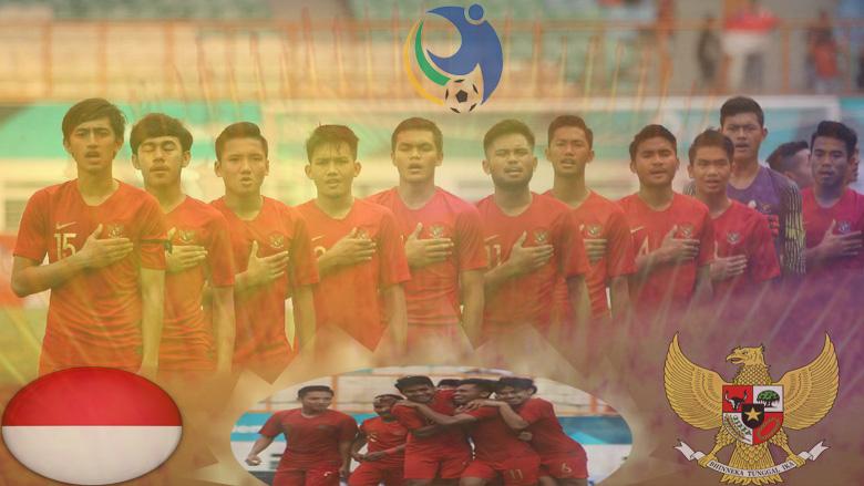 Daftar Nama Timnas Indonesia U-19 di Piala AFC