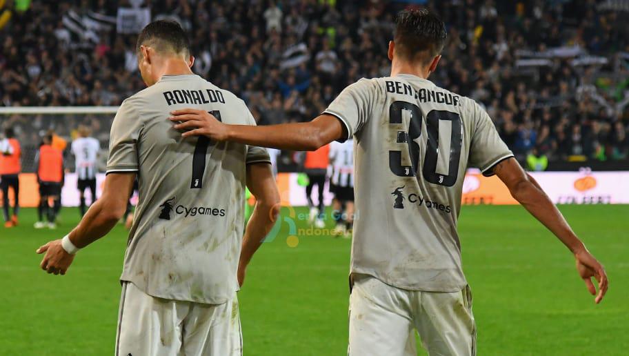 Rodrigo Bentancur Sumbang Goal Pertama Di Juventus