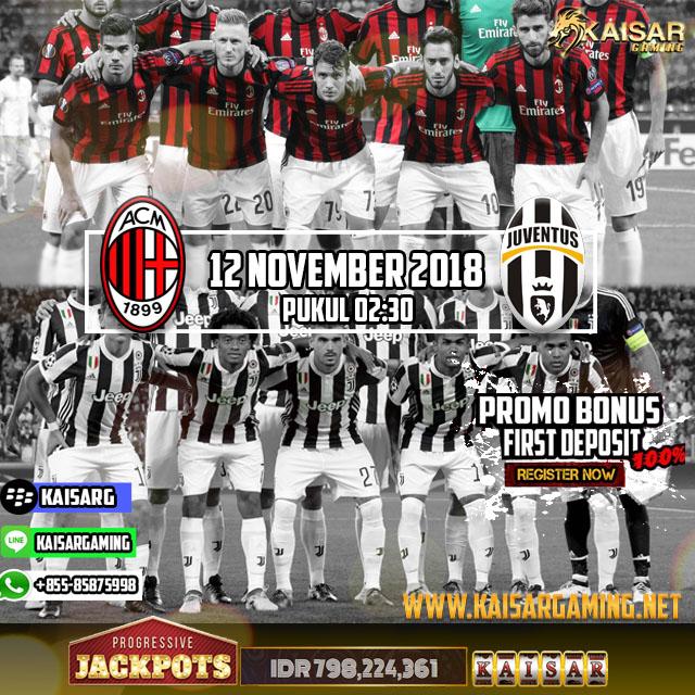 Laga Liga Italia 2018 Pekan ke 12