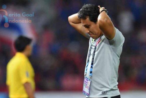 Garuda Indonesia Tersingkir Dari Piala AFF 2018 Bima Sakti Minta Maaf