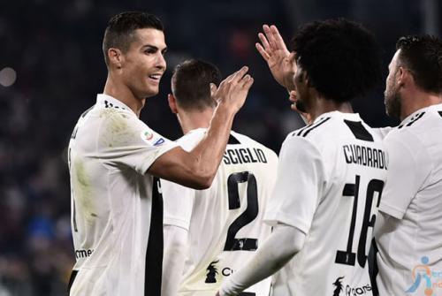 Serie A 2018 Juventus vs Cagliari