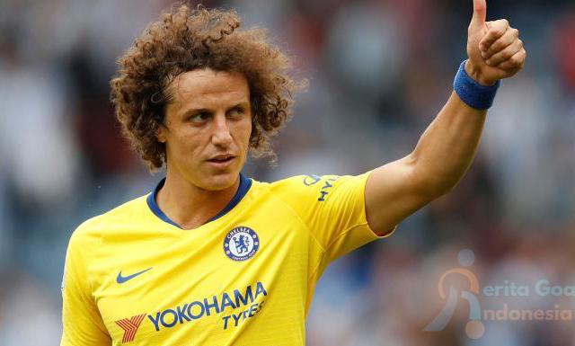 David Luiz Kembali Menjadi Incaran Barcelona Pada Januari Nanti