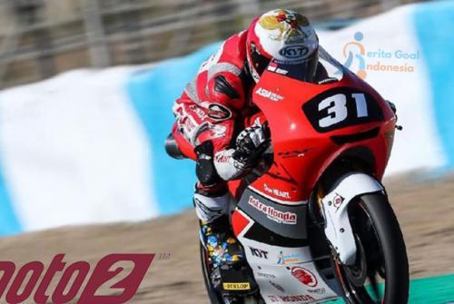 Pembalap Indonesia Tampil di Moto2 Malaysia