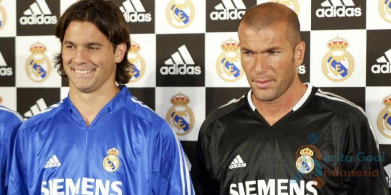 Santiago Solari Tidak Ingin Dibandingkan Dengan Zinedine Zidane