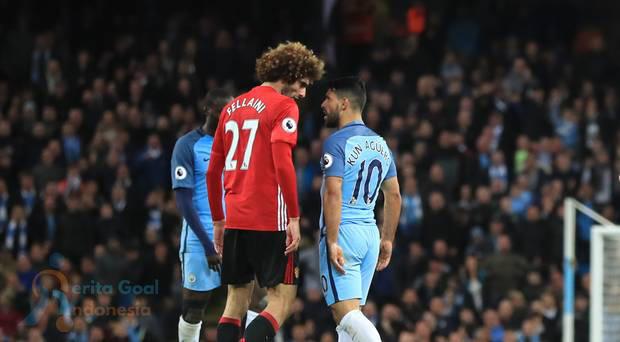 Sergio Aguero Mendapat Sindiran Halus Dari Jose Mourinho