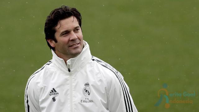 Solari Resmi Diangkat Oleh Real Madrid Sebagai Pelatih Utama