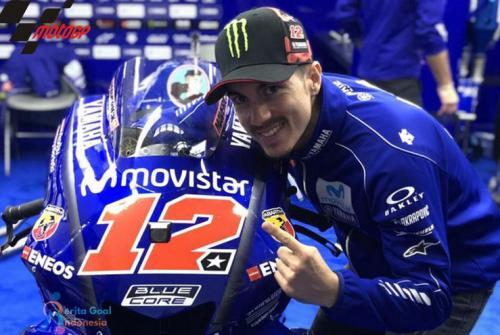 Tes MotoGP 2019 Hari Pertama, Vinales Tercepat