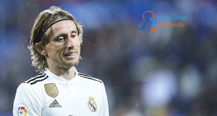 Luka Modric Tolak Memperpanjang Kontrak di Real Madrid