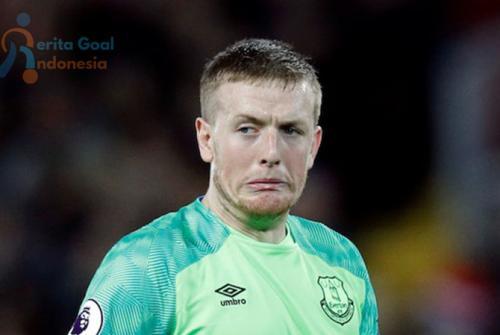 Pickford Meminta Maaf Kepada Fans Atas Blunder Yang Dilakukannya