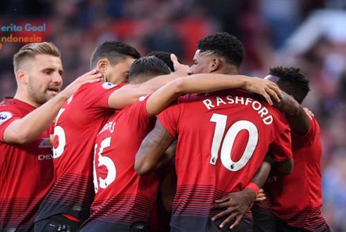 Hasil Akhir Pertandingan MU Vs Bournemouth 4 -1