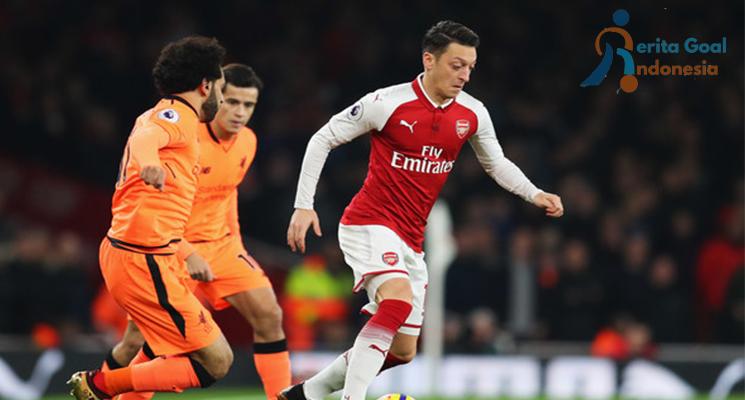 Prediksi Bola Liverpool VS Arsenal 30 Desember 2018