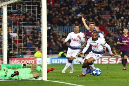 Tottenham Hotspur Berhasil Maju Ke babak 16 Besar Liga Champions