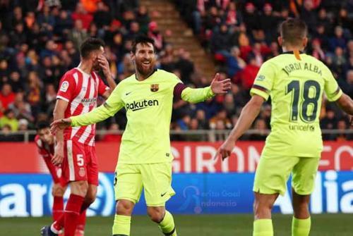 Girona vs Barcelona 2019